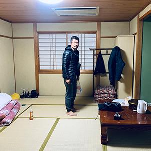 進藤の部屋