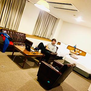 松石の部屋