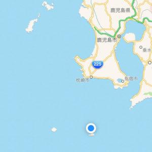 硫黄島地図