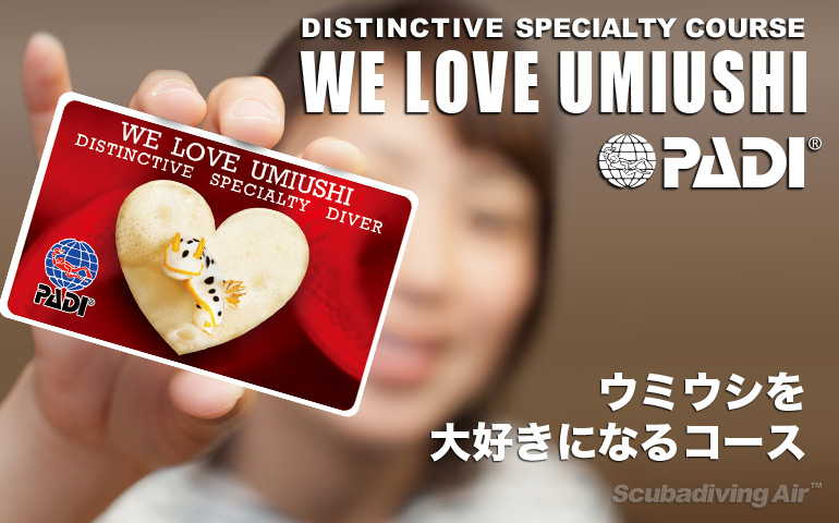 WE LOVE UMIUSHI SP